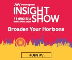 BROADEN YOUR HORIZONS and join us @ Insight Show 2018 LONDON UK