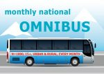 Monthly National Omnibus – Simple, Fast, Efficient Solution for Taking Better Decisions